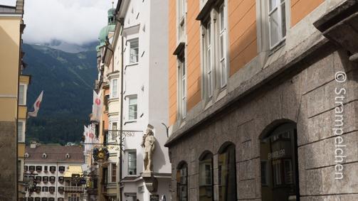 Goldenes Dach Innsbruck