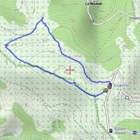 Teil 4: Wandereinstieg am Kegelritz - Vogesen