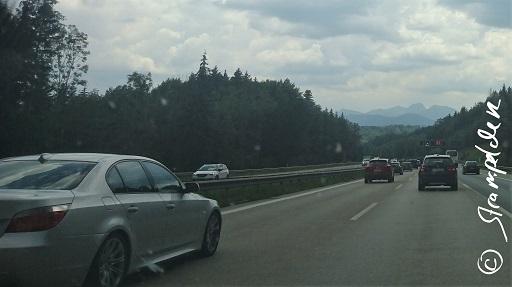 A8 in Deutschland